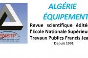 Parution du N° 61 de la Revue Algérie Equipement