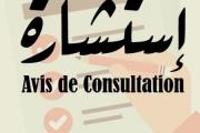 Avis de Consultation N°03