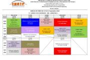 Version 0: Emploi du temps des cours pour la semaine du dimanche 09 septembre 2018 au jeudi 13 septembre 2018