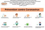 Prévention contre Coronavirus