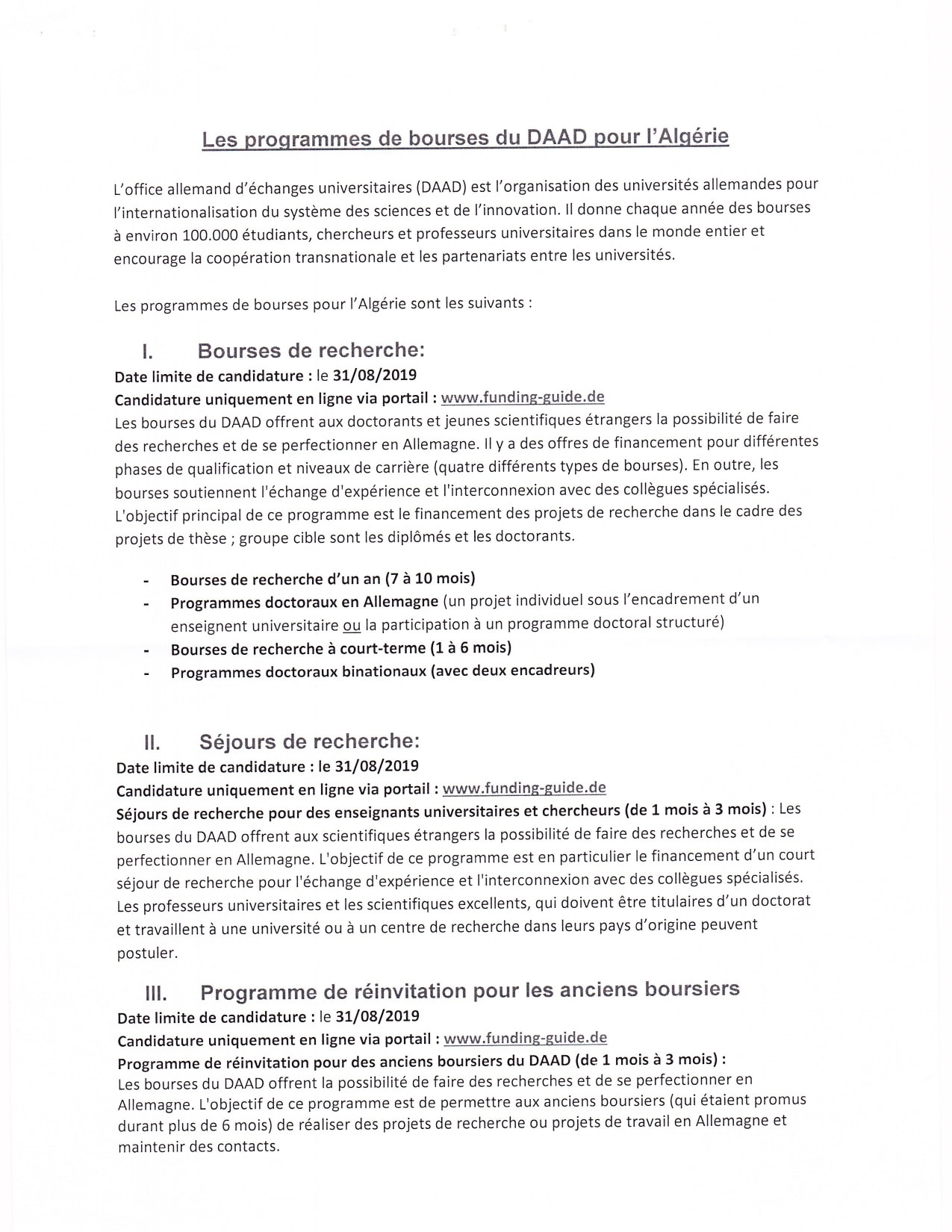 PROGRAMME DAAD page 0001
